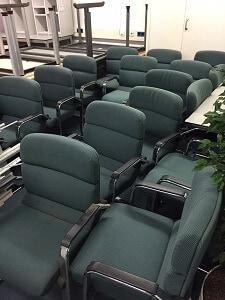 Kantoorstoelen reinigen