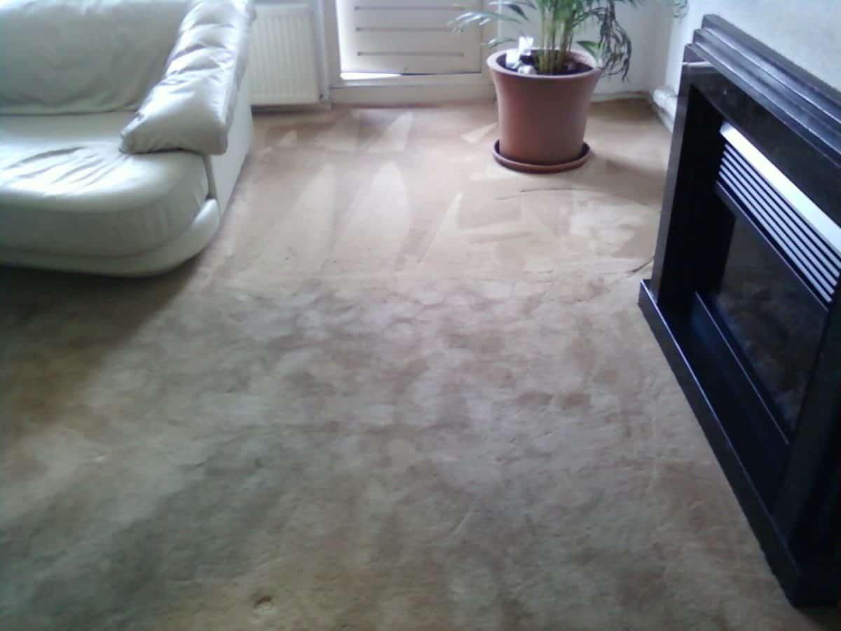 Vloerbedekking Reinigen